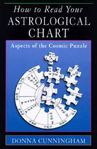 Bild på How to Read Your Astrological Chart: Aspects of the Cosmic Puzzle