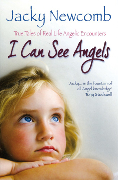 Bild på I can see angels - true tales of real life angelic encounters