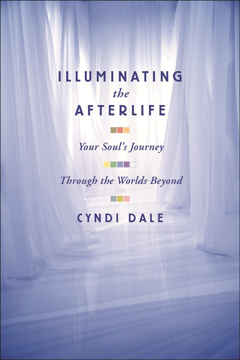 Bild på Illuminating the afterlife - embracing the wisdom of the planes of light