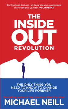 Bild på Inside-out revolution - the only thing you need to know to change your life