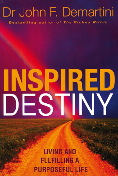 Bild på Inspired destiny - living and fulfilling a purposeful life
