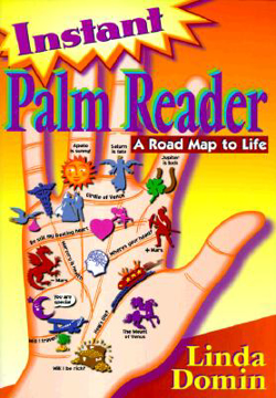 Bild på Instant Palm Reader Instant Palm Reader: A Roadmap to Life a Roadmap to Life