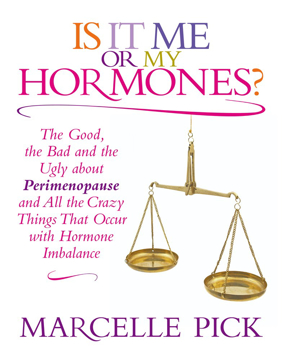 Bild på Is it me or my hormones? - the good, the bad and the ugly about perimenopau