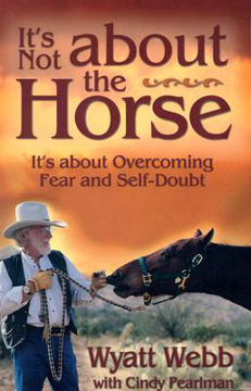 Bild på It's Not about the Horse: It's about Overcoming Fear and Self-Doubt