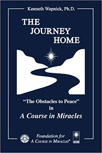 """Bild på Journey Home: """"The Obstacles To Peace"""" In A Course In Miracl"""