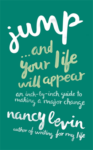 Bild på Jump... and your life will appear - an inch-by-inch guide to making a major