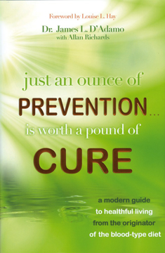 Bild på Just an ounce of prevention is worth a pound of cure