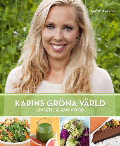 Bild på Karins Gröna Värld : Livsstil & Raw Food