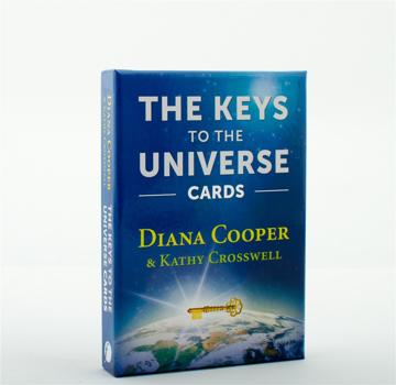 Bild på Keys To The Universe Cards