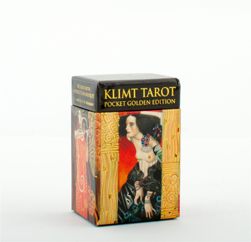 Bild på Klimt Tarot (mini)