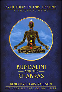 Bild på Kundalini and the chakras - a practical manual - evolution in this lifetime