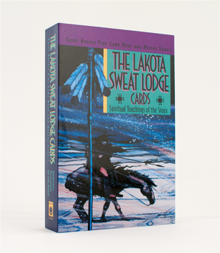 Bild på Lakota Sweat Lodge Cards: Spiritual Teachings Of The Sioux (