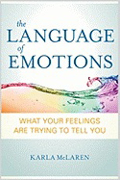 Bild på Language of emotions - what your feelings are trying to tell you
