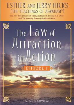 Bild på Law of attraction in action episode i