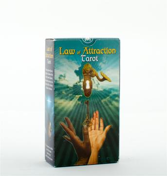 Bild på Law of attraction tarot
