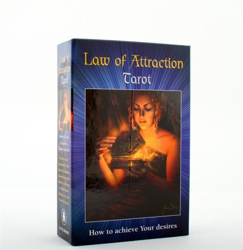 Bild på Law of Attraction Tarot (Set)