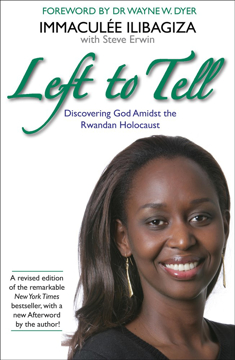 Bild på Left to tell - one womans story of surviving the rwandan genocide