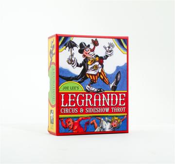 Bild på LeGrande Circus Tarot