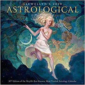 Bild på Llewellyn's 2020 Astrological Calendar: 87th Edition of the World's Best Known, Most Trusted Astrology Calendar