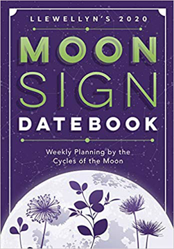 Bild på Llewellyn's 2020 Moon Sign Datebook: Weekly Planning by the Cycles of the Moon
