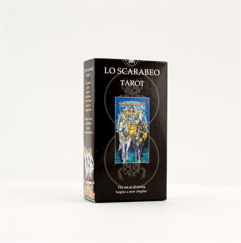 Bild på Lo scarabeo tarot