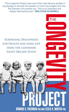 Bild på Longevity project - surprising discoveries for health and long life from th