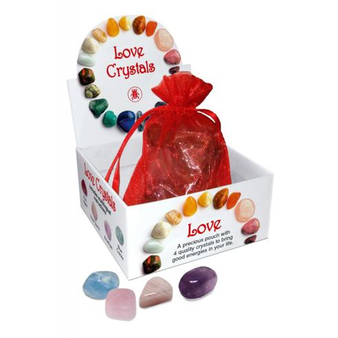Bild på Love crystal talismans