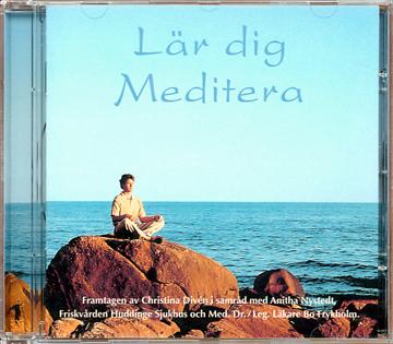 Bild på Lär dig meditera