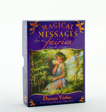 Bild på Magical Messages From The Fairies Oracle Cards