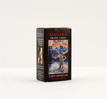Bild på Manara erotic tarot