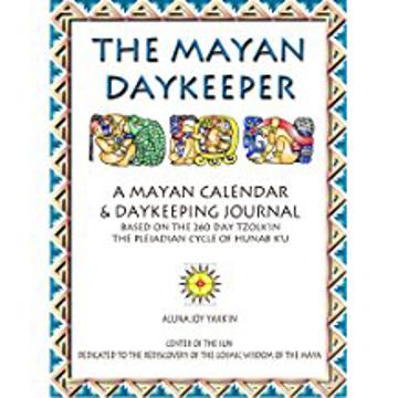Bild på Mayan Daykeeper: A Mayan Calendar & Daykeeping Journal (S)