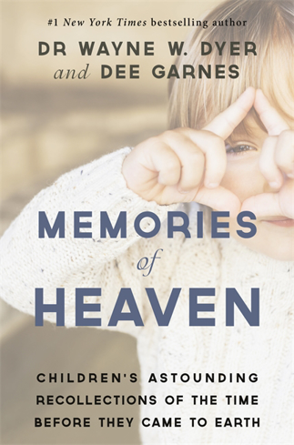 Bild på Memories of heaven - childrens astounding recollections of the time before