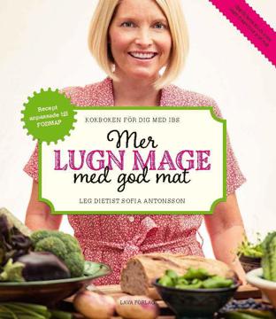Bild på Mer lugn mage med god mat : kokboken för dig med IBS