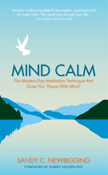 Bild på Mind calm - the modern-day meditation technique that gives you peace with m