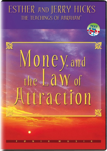 Bild på Money and the Law of Attraction