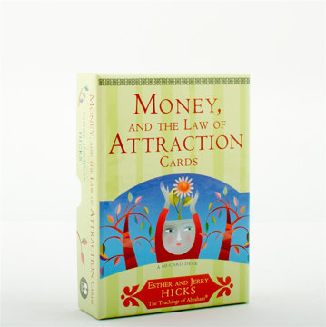 Bild på Money and the law of attraction : learning to attract wealth, health and happiness