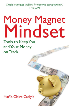 Bild på Money magnet mindset - tools to keep you and your money on track