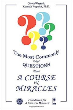 "Bild på Most Commonly Asked Questions About ""A Course In Miracles"""
