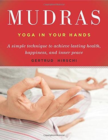 Bild på Mudras - yogas in your hands