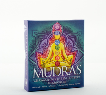 Bild på Mudras for Awakening the Energy Body