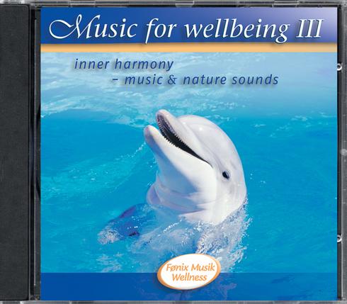 Bild på Music for wellbeing 3 CD
