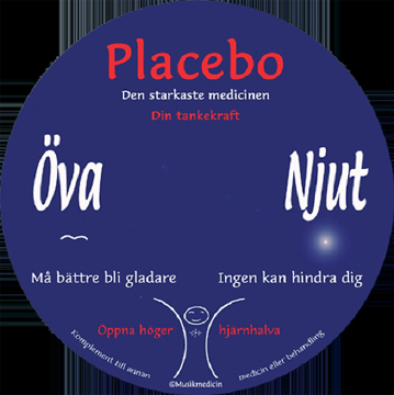 Bild på Musikmedicin – Placeboskivan