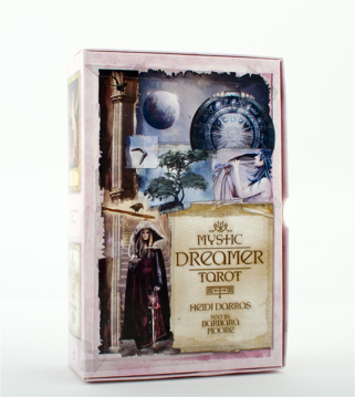 Bild på Mystic Dreamer Tarot [With 78-Card Deck and Book]