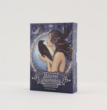 Bild på Mystic Sisters Oracle Deck