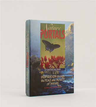 Bild på Nature Portals Cards : Inspiration Through the Peace and Beauty of Nature