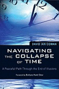 Bild på Navigating the Collapse of Time: A Peaceful Path Through the End of Illusions