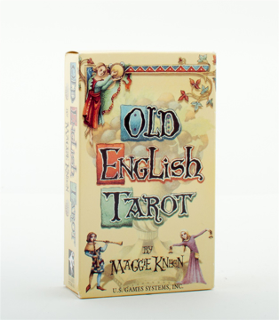 Bild på Old English Tarot Deck