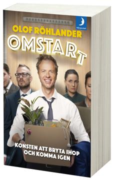 Bild på Omstart : konsten att bryta ihop och komma igen