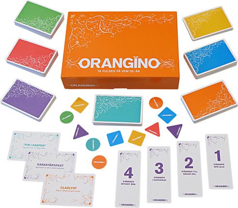 Bild på Orangino