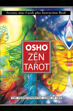 Bild på Osho Zen Tarot : The Transcendental Game of Zen